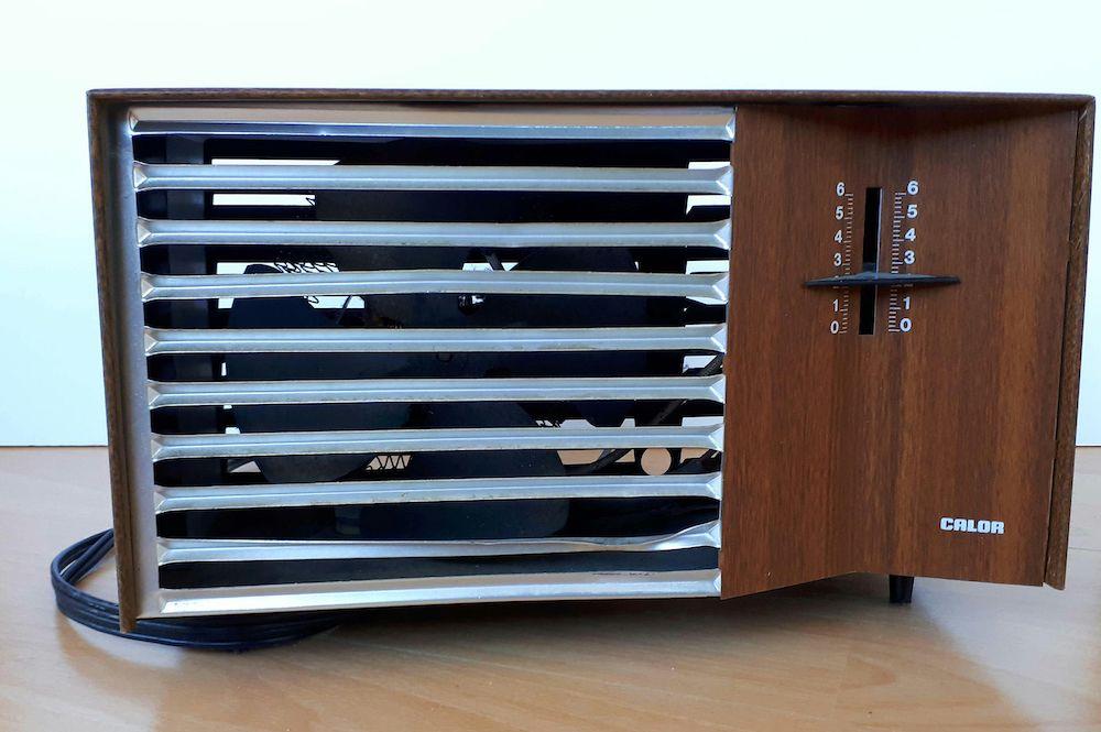 Calor rectangle bois avant
