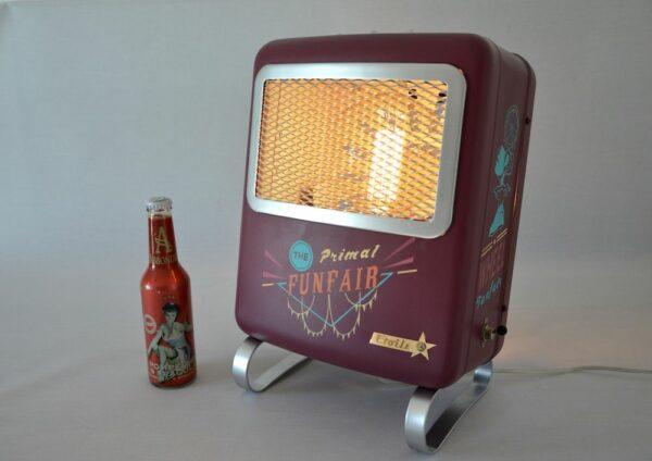 Lampe Custom Primal ArtJL Funfair 1