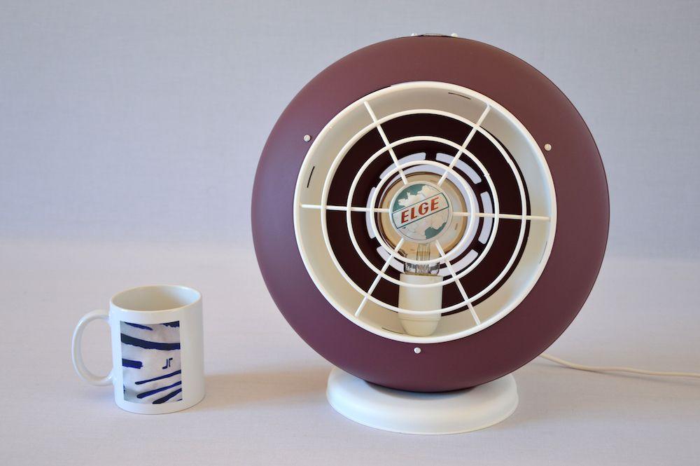 Lampe Elge Vintage design 8