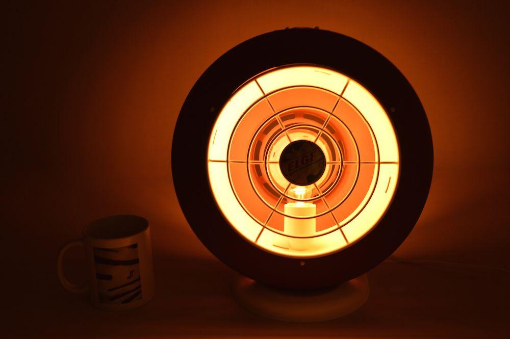 Lampe Elge design vintage 3