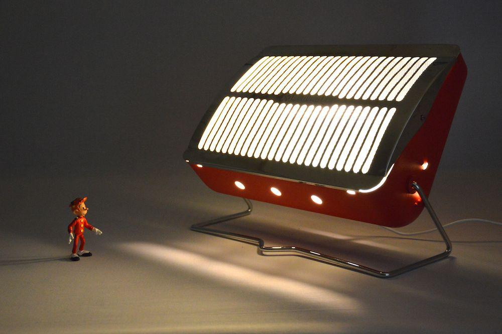 Lampe design Menowatt 3