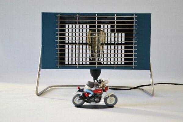 Lampe Moulinex Edison vintage design upcycling 1