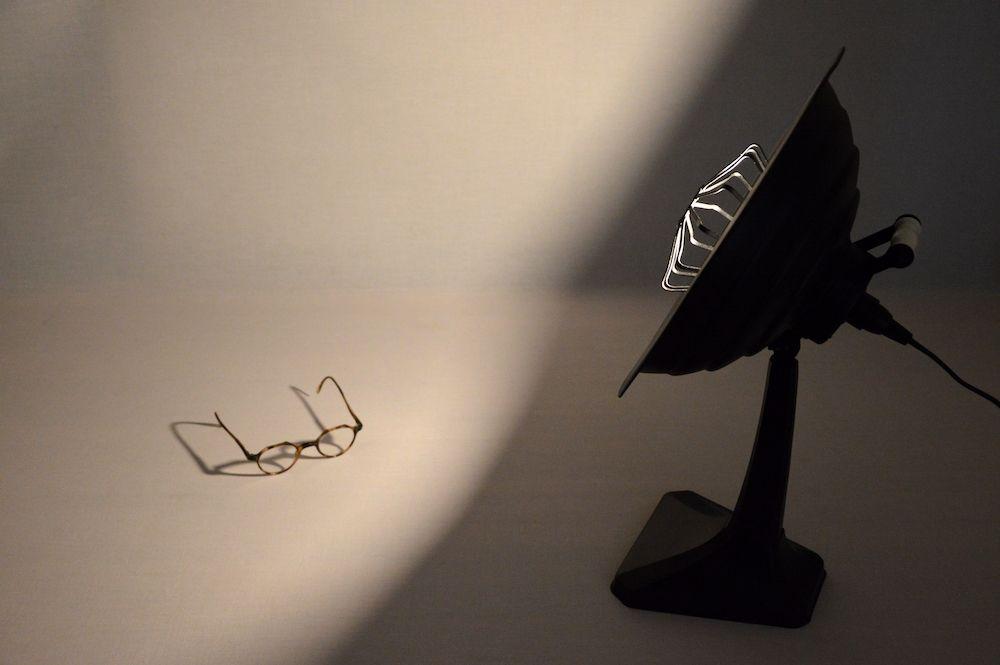 Lampe Thermor Parabole Black 1