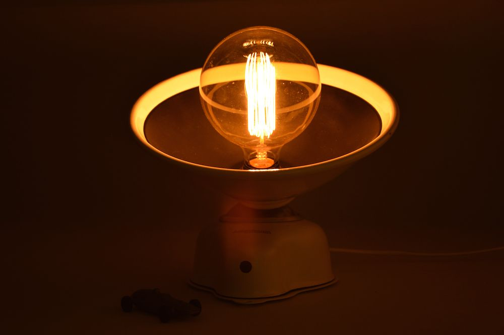 Lampe design Starletta edison vintage 4