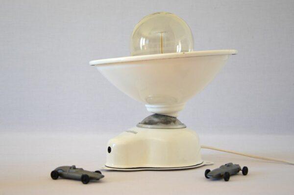 Lampe design Starletta edison vintage 1