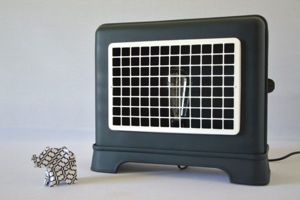 Lampe Furniculus Edison vintage industrielle 2