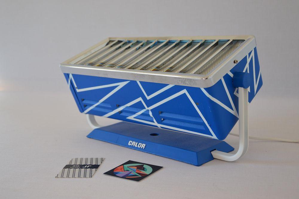 Lampe calor design artjl asto 8