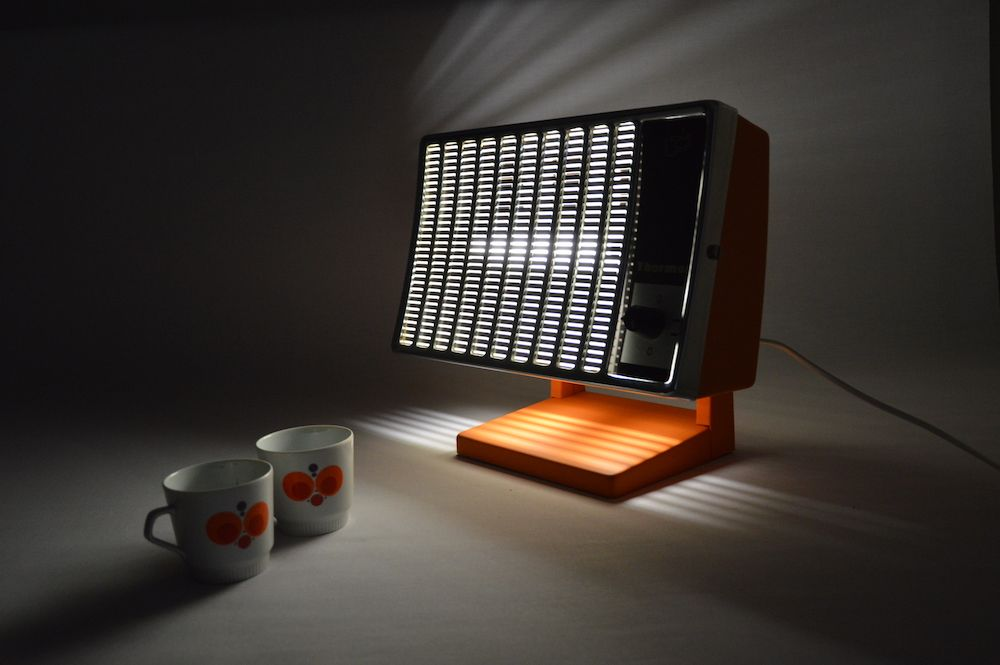 Lampe Thermor Rectangle 2