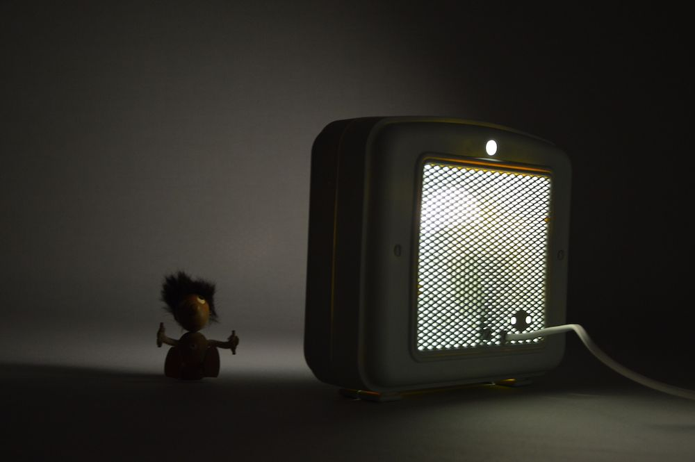 Lampe design vega 7