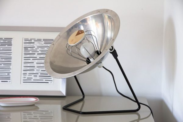 Lampe Parabole Calor Alu 1