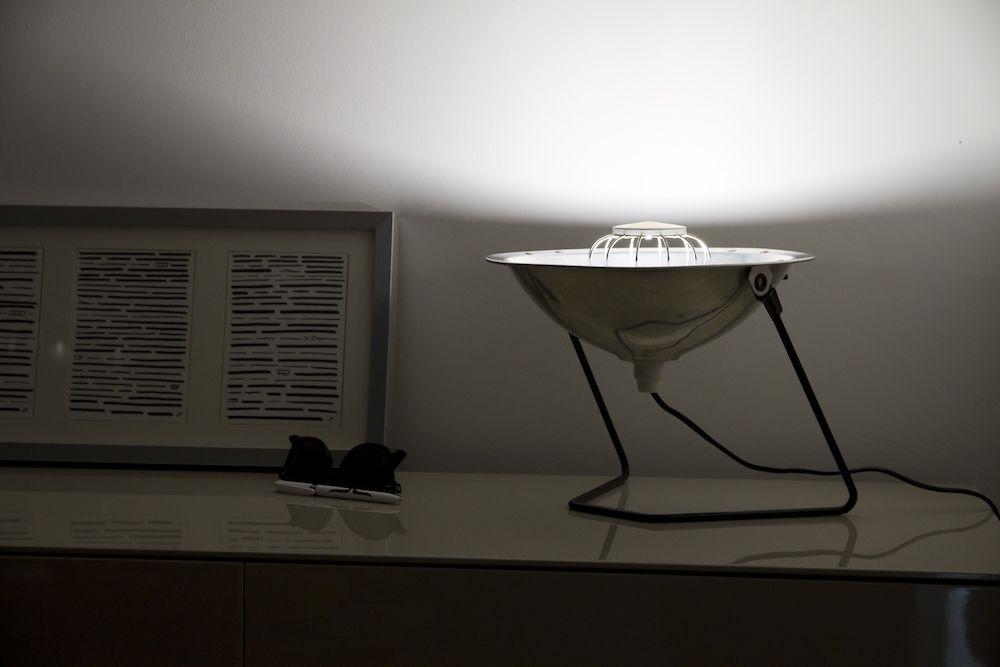 Lampe Parabole Calor Alu 2