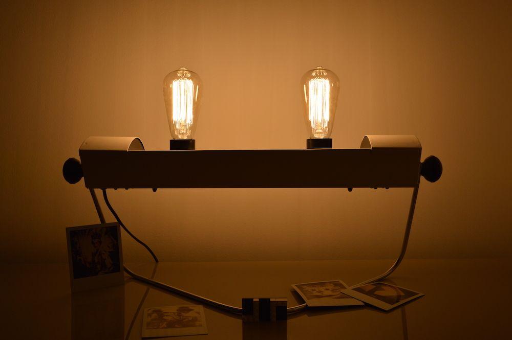 Lampe PRL Double Edison 2