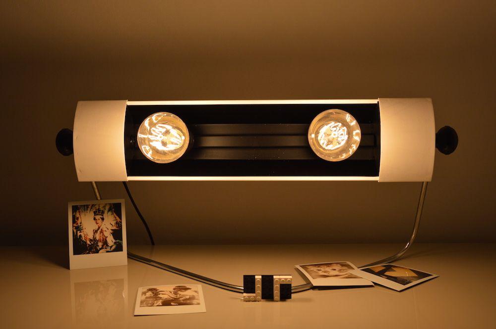 Lampe PRL Double Edison 3