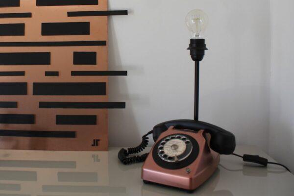 Lampe Téléphone Socotel 1