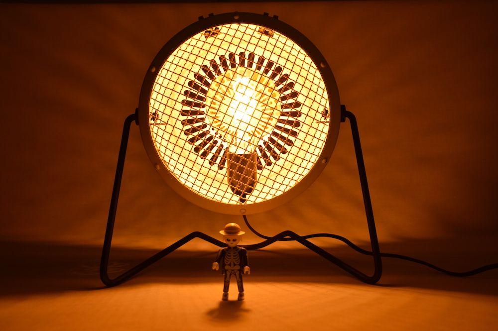 Lampe Desmo UK design vintage 8
