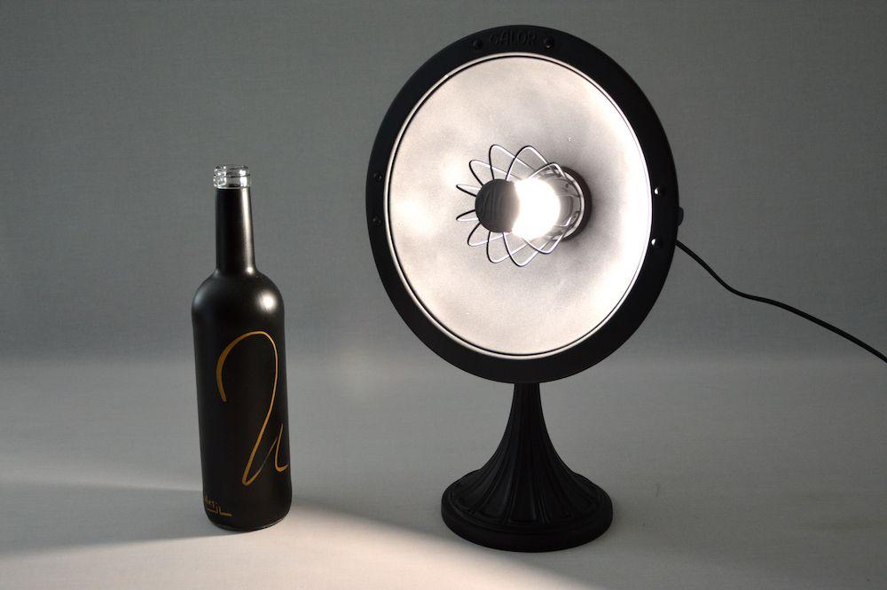 Parabole Calor black