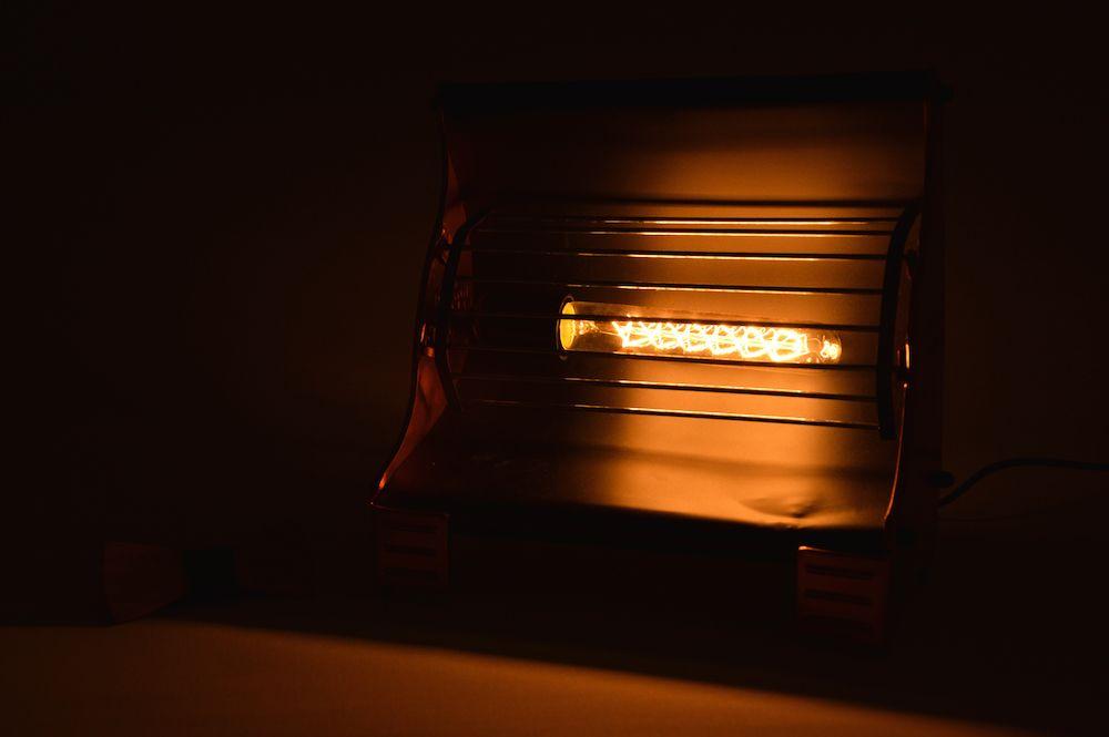 Lampe Kalorifik design edison 3