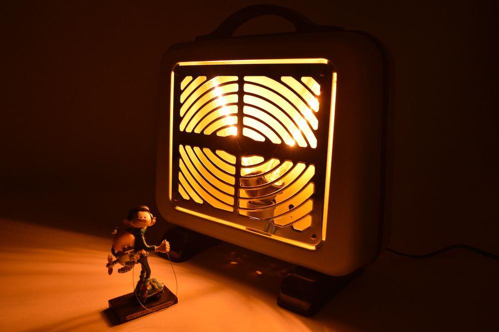 Lampe verte Minotherm 3