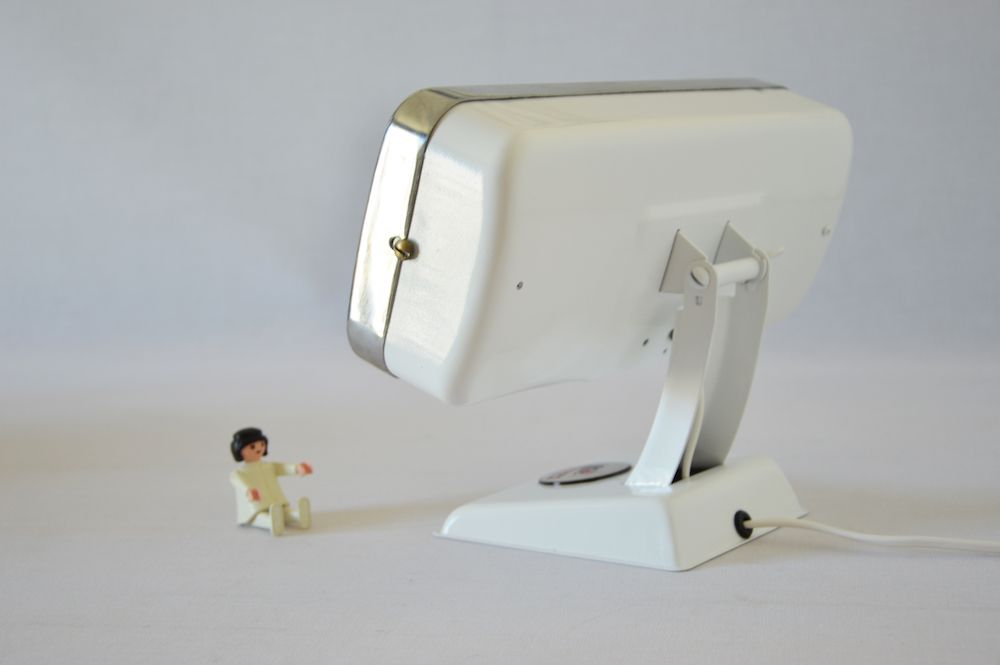 Lampe Petit Thermor Blanc 3