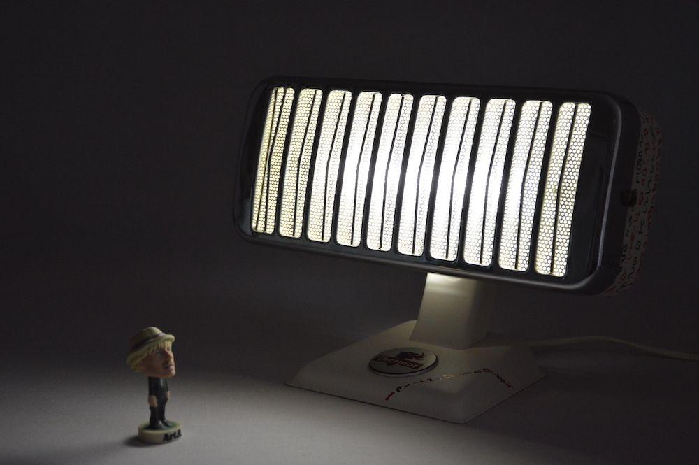 Lampe Petit Thermor Custom ArtJL 8