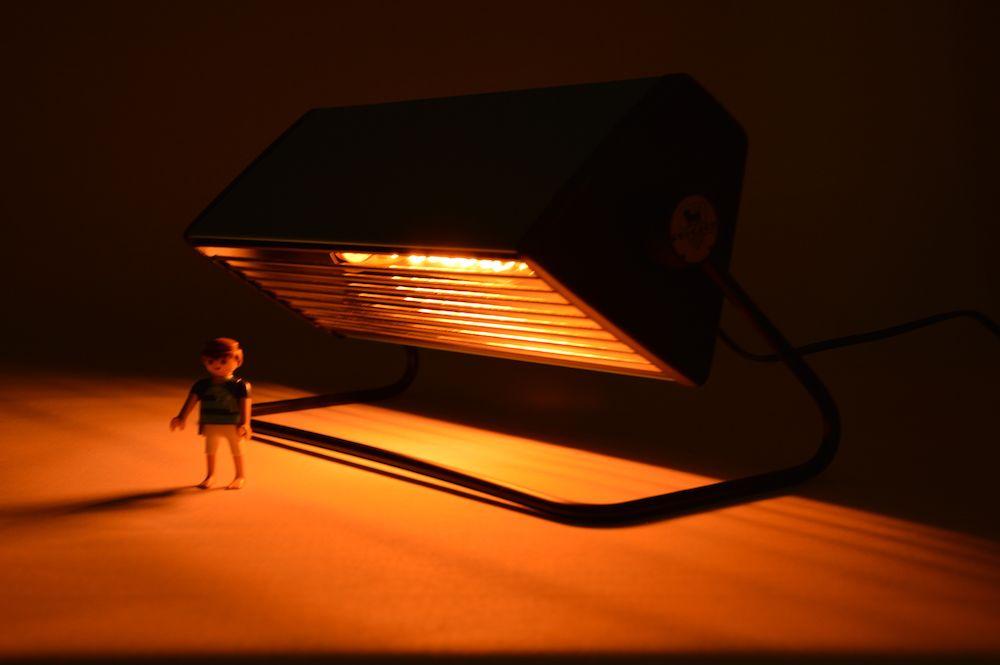 Lampe peugeot design vintage 2