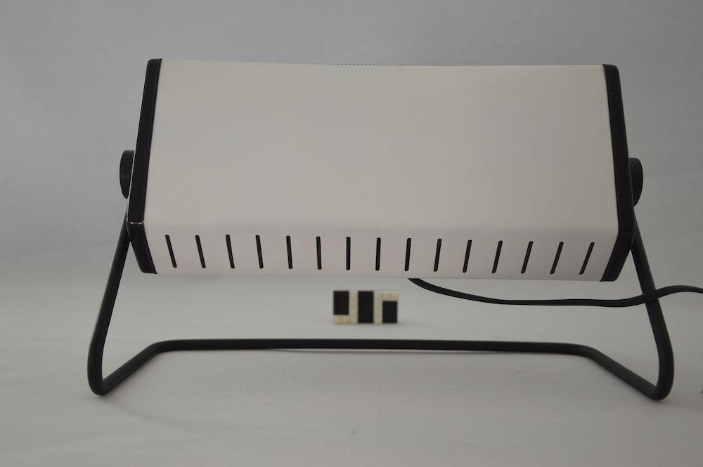 Lampe philips orientable rectangle design vintage 6