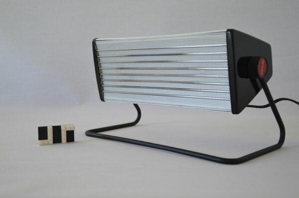Lampe blanche philips orientable design vintage 2