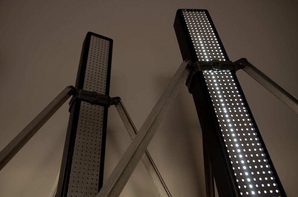 Lampe design Bouyer télescopique 2