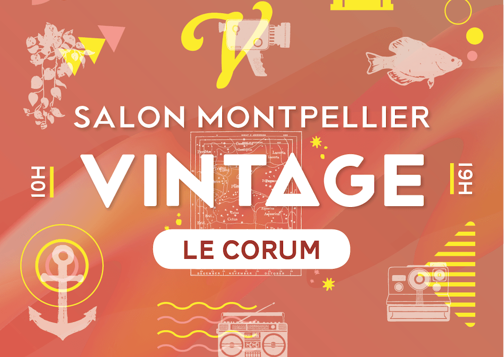 salon montpellier vintage