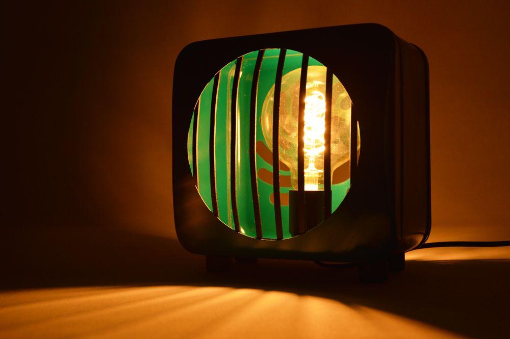 lampe verte edla vintage edison 1