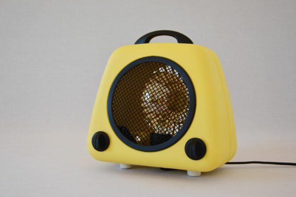 lampe de bureau Krefft jaune 2