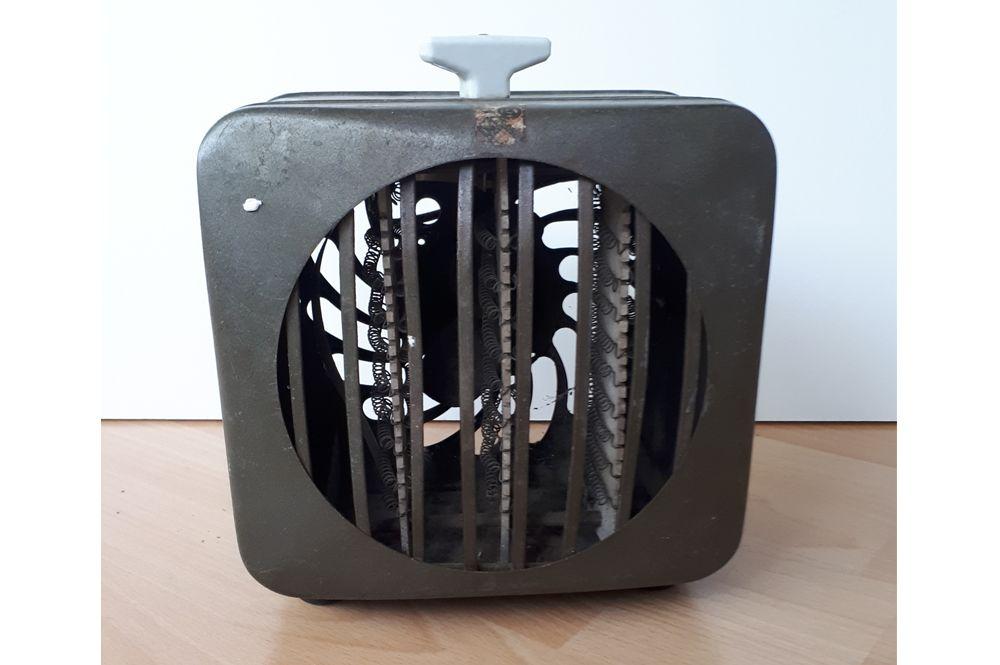 radiateur edla avant